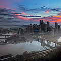 Pittsburgh January Thaw by Jennifer Grover