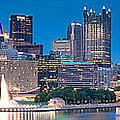 Pittsburgh New 2  by Emmanuel Panagiotakis