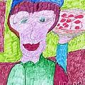 Pizza Anyone by Elinor Rakowski