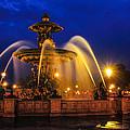Place De La Concorde by Midori Chan