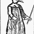 Plague Costume, 1720 by Granger