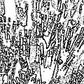Abstract Brush 2