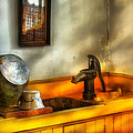 Plumber - The Wash Basin by Mike Savad