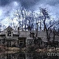 Plunkett Mansion by Tom Straub