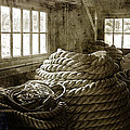 Plymouth Cordage Company Ropewalk by Cindi Ressler