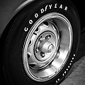 Plymouth Cuda Rallye Wheel by Paul Velgos