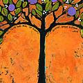 Poe Tree Art by Blenda Studio