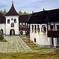 Polovragi Monastery Romania