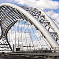 Ponte Settimia Spizzichino by Fabrizio Troiani