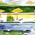 Poolside by Kip DeVore