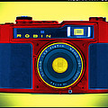 Pop Art Robin by Mike McGlothlen