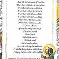 Pope Francis St. Francis Simple Prayer Purity by Desiderata Gallery