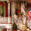 Porch - Americana by Mike Savad