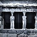 Porch Of The Caryatids by John Rizzuto