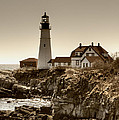 Portland Head Lighthouse by Joann Vitali