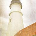 Portland Head Lighthouse Maine by Carol Leigh