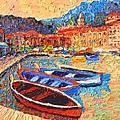 Portofino - Colorful...