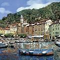 Portofino by Guido Borelli