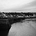 Portpatrick Village And Breakwater Scotland Uk by Joe Fox