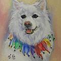 Portrait of a Much Beloved Dog