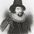 Portrait Of Francis Bacon by English School