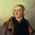 Portrait Of Thomas Jefferson by Thomas Sully