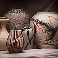 Pottery Still Life by Tom Mc Nemar