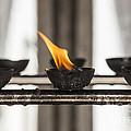 Prayer Lamps by Patricia Hofmeester