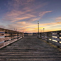 Prescott Park Boardwalk by Eric Gendron