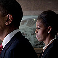 President And Mrs Obama by Mountain Dreams