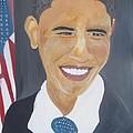 President  Barack Obama by John Onyeka