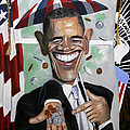 President Barock Obama Change by Anthony Falbo