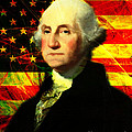President George Washington V2 by Wingsdomain Art and Photography