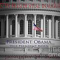 President Obama Inauguration by Jost Houk