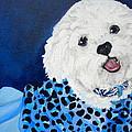 Pretty In Blue by Debi Starr