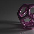 Pretty In Purple by Troy Harris
