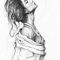 Pretty Lady by Olga Shvartsur