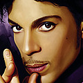Prince Artwork by Sheraz A