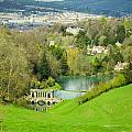 Prior Park Fish Pond...