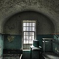 Prison Cell by Jane Linders
