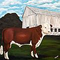 Prize Bull by Michelle Joseph-Long