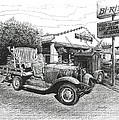 Puckett's Grocery And Restuarant by Janet King