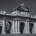 Puerta De Alcala by Susan Candelario