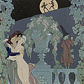 Puppets by Georges Barbier