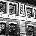 Purdue University Agricultural Engineering by University Icons