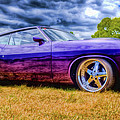 Purple Falcon Coupe by Phil 'motography' Clark