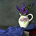 Purple Pardon by Diana Angstadt