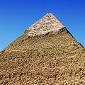 Pyramids Of Giza 15 by Antony McAulay