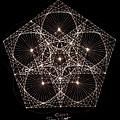 Quantum Star II by Jason Padgett