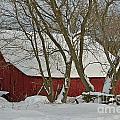 Quebec Winter by Joshua McCullough